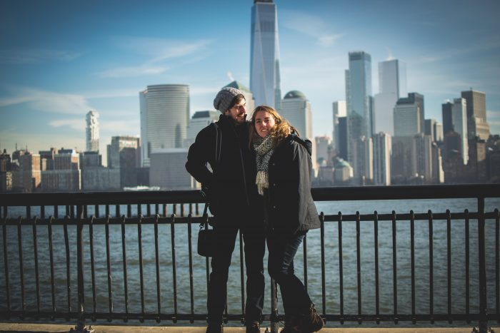 Taylor and Devin's Engagement in Harrisonburg, VA