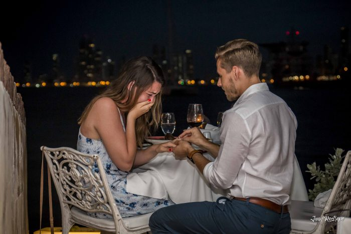 Engagement Proposal Ideas in Cartagena, Colombia