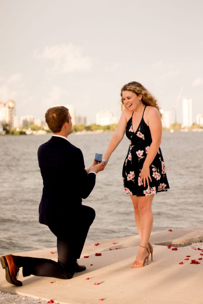 Kelsey's Proposal in Sarasota, FL