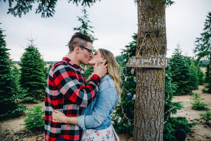 Engagement Proposal Ideas in Furrow Farms