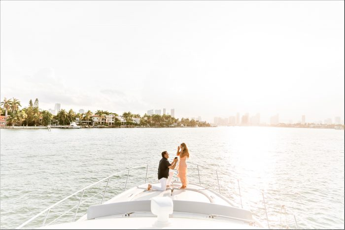 Where to Propose in South Beach Miami, FL