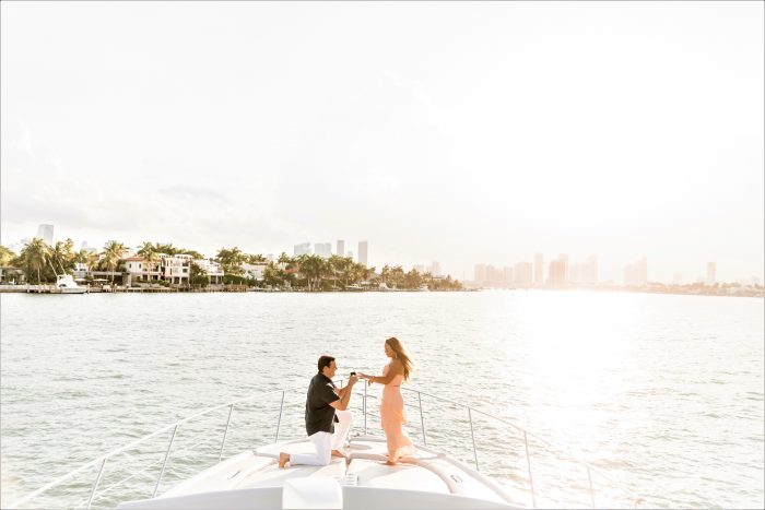 Wedding Proposal Ideas in South Beach Miami, FL