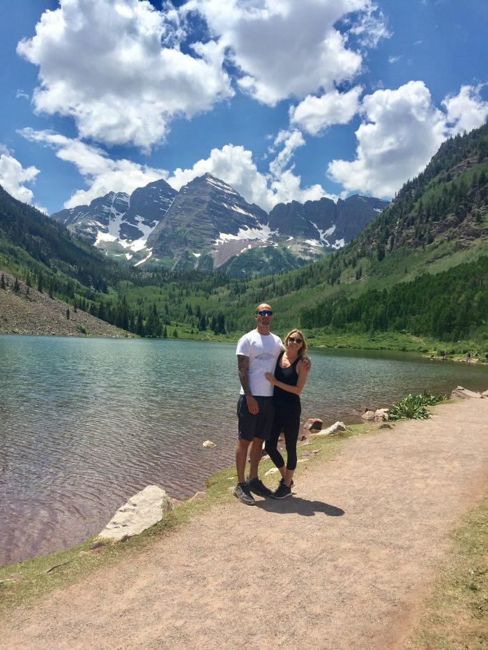 Wedding Proposal Ideas in Maroon Bells in Aspen, Colorado