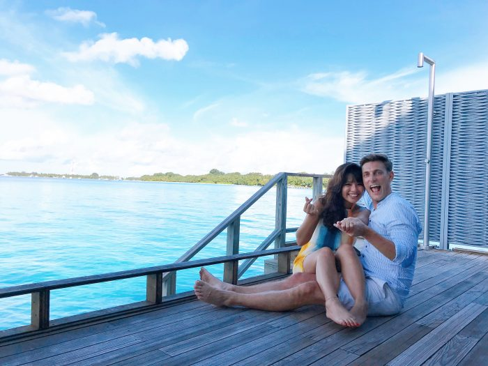 Marriage Proposal Ideas in Maldives ??