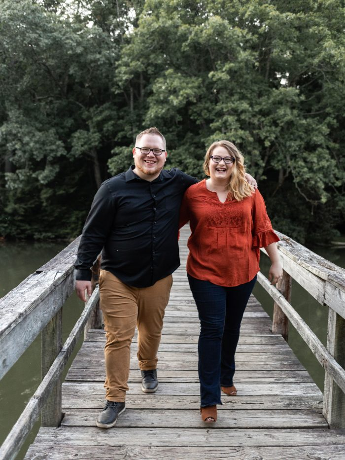 Wedding Proposal Ideas in Hungry Mother State Park (lake amphitheatre)