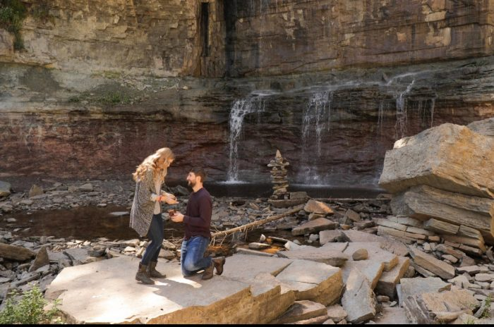 Engagement Proposal Ideas in Indian Falls