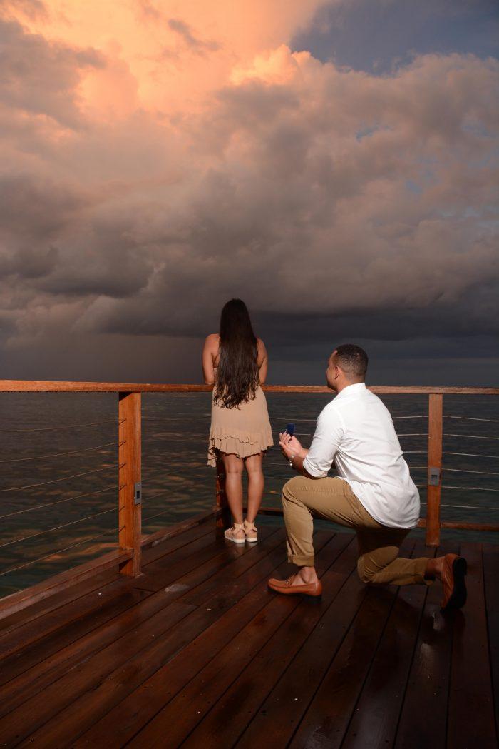 Wedding Proposal Ideas in Jamaica