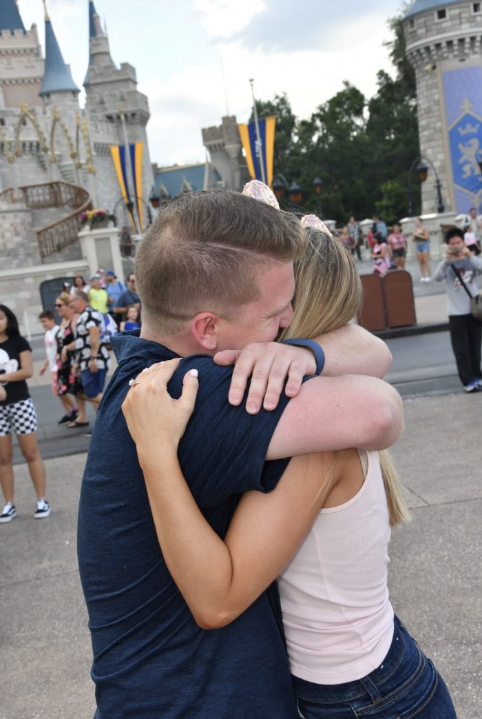 Proposal Ideas Walt Disney World Florida