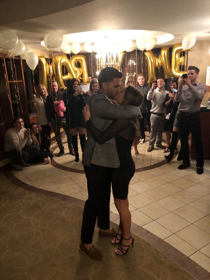 Marriage Proposal Ideas in Atlantic City NJ Harrahs