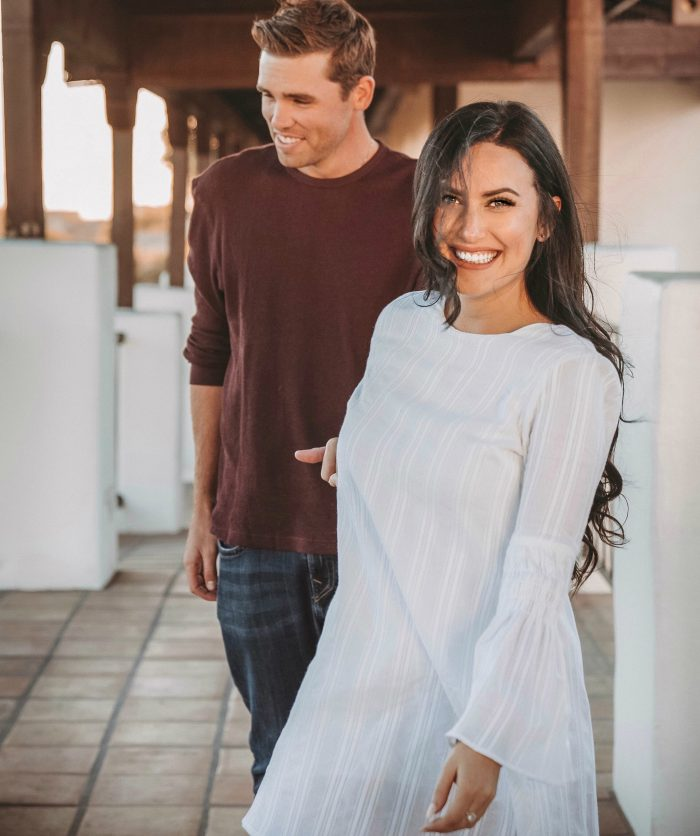 Monica and Dominic's Engagement in Apache junction, Arizona