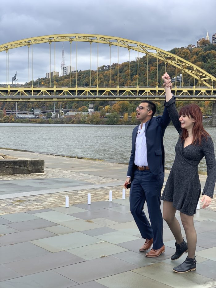 Marriage Proposal Ideas in Pittsburgh, PA
