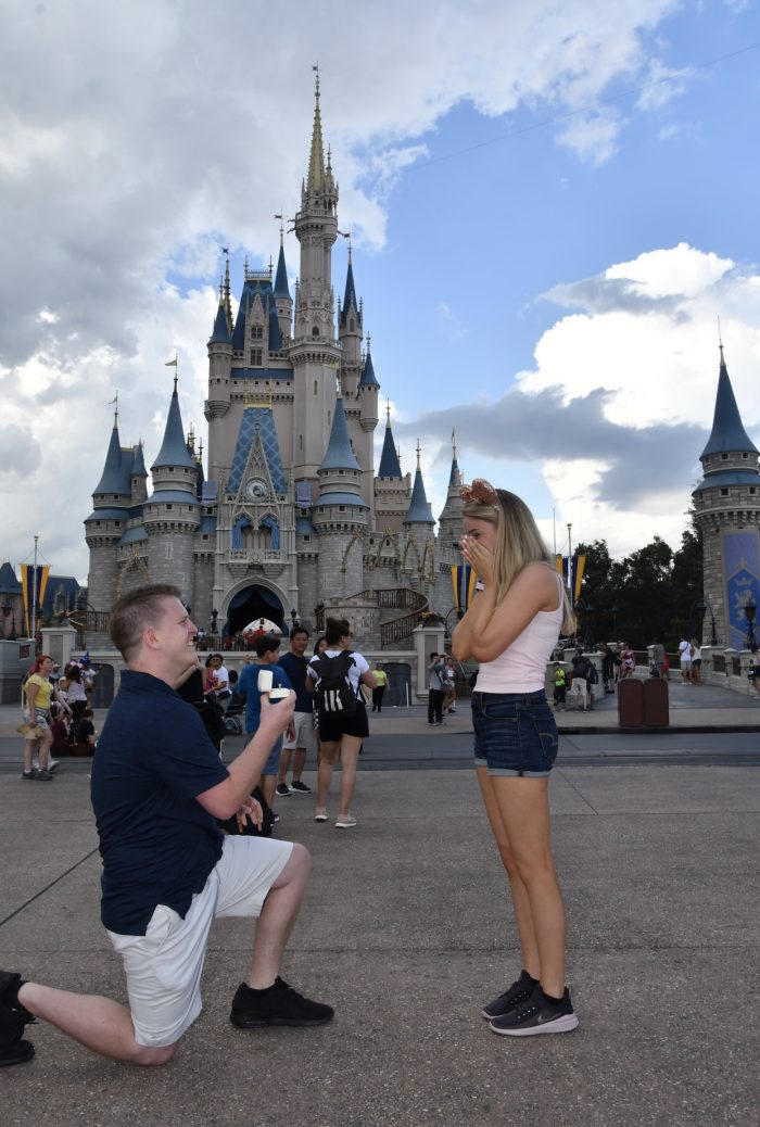 Engagement Proposal Ideas in Walt Disney World Florida