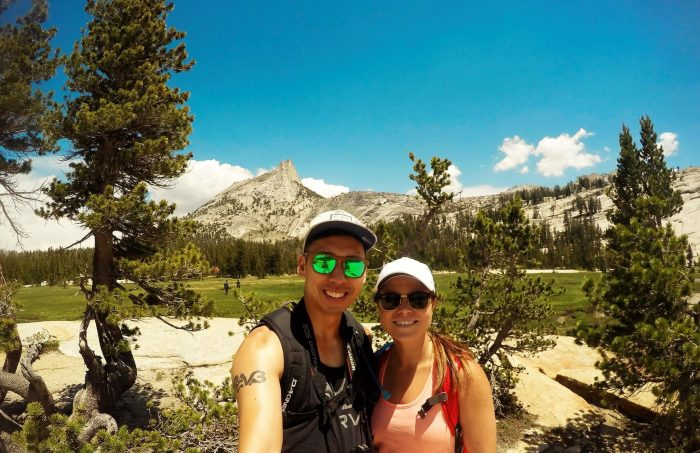 Caitlin's Proposal in Tuolumne Meadows, Yosemite National Park