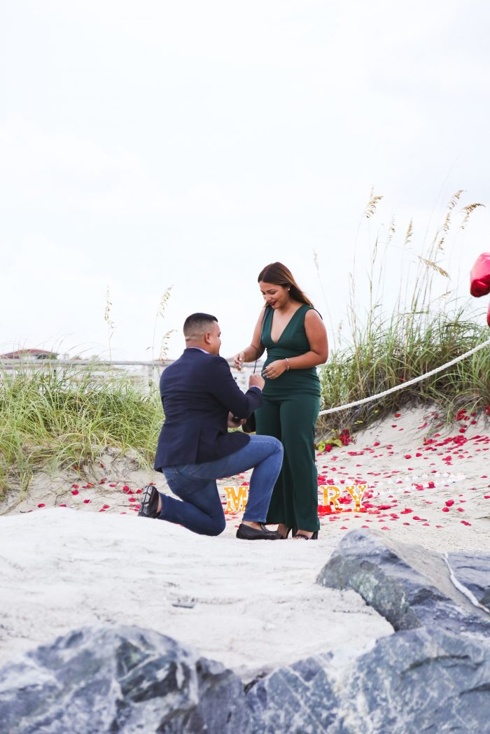 Where to Propose in South Point, Miami Beach