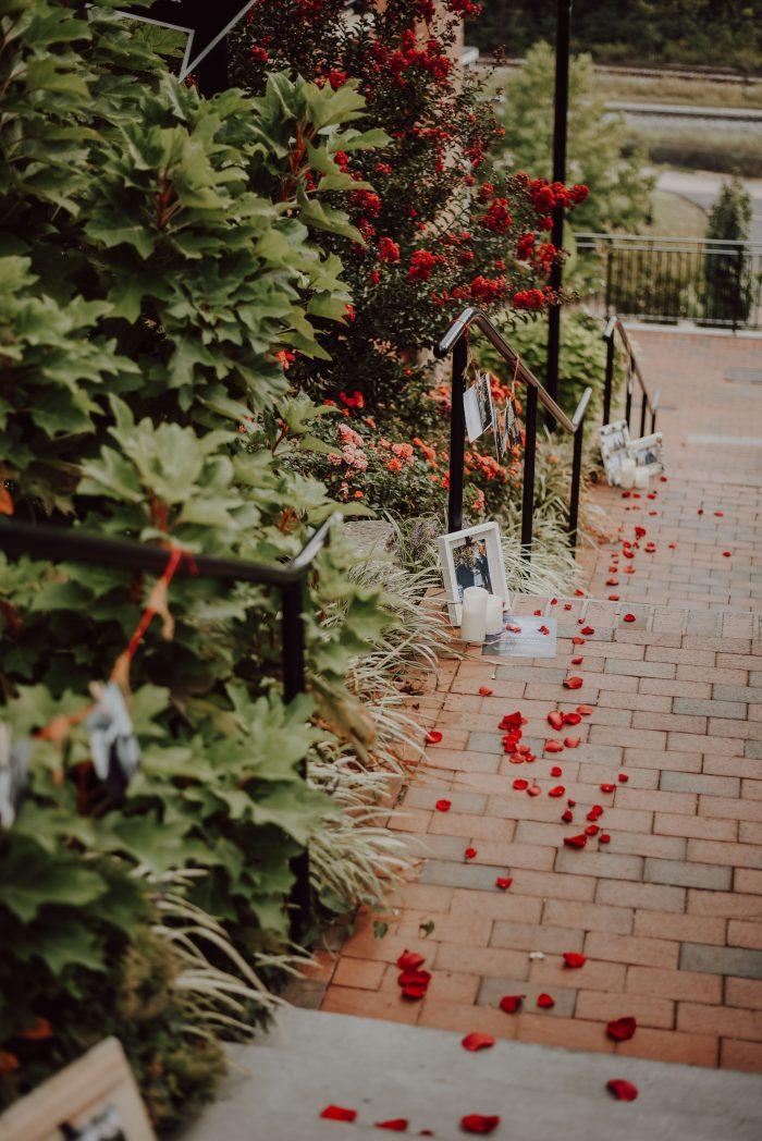 Katie's Proposal in Lynchburg, VA