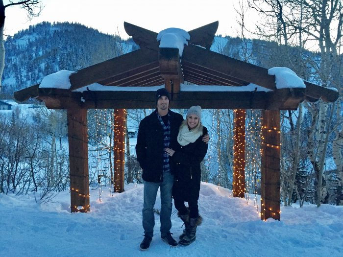 Where to Propose in Maroon Bells in Aspen, Colorado