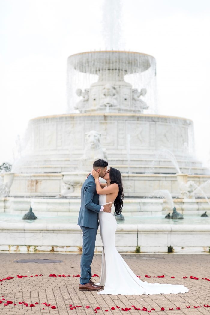 Where to Propose in Belle isle park