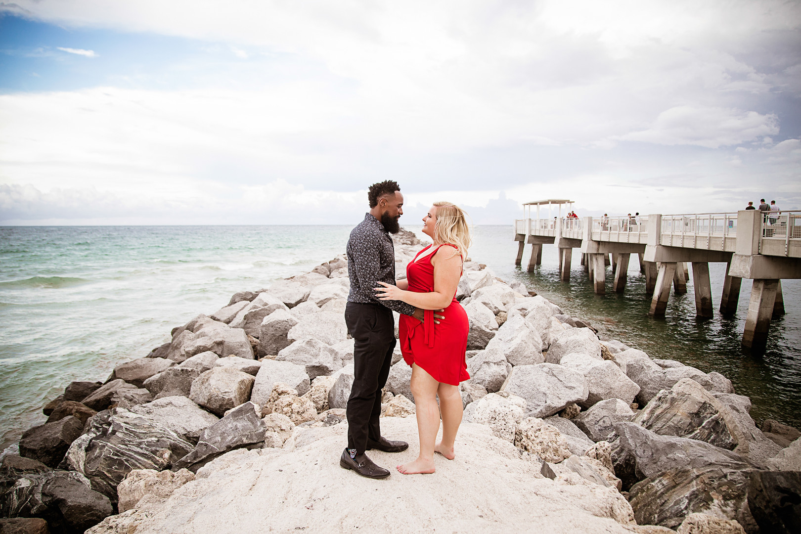 Marriage Proposal Ideas in South Beach, Miami