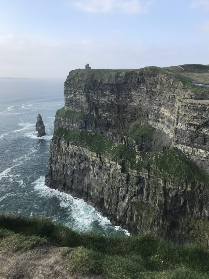 Where to Propose in Cliff of Moher, Galaway, Ireland