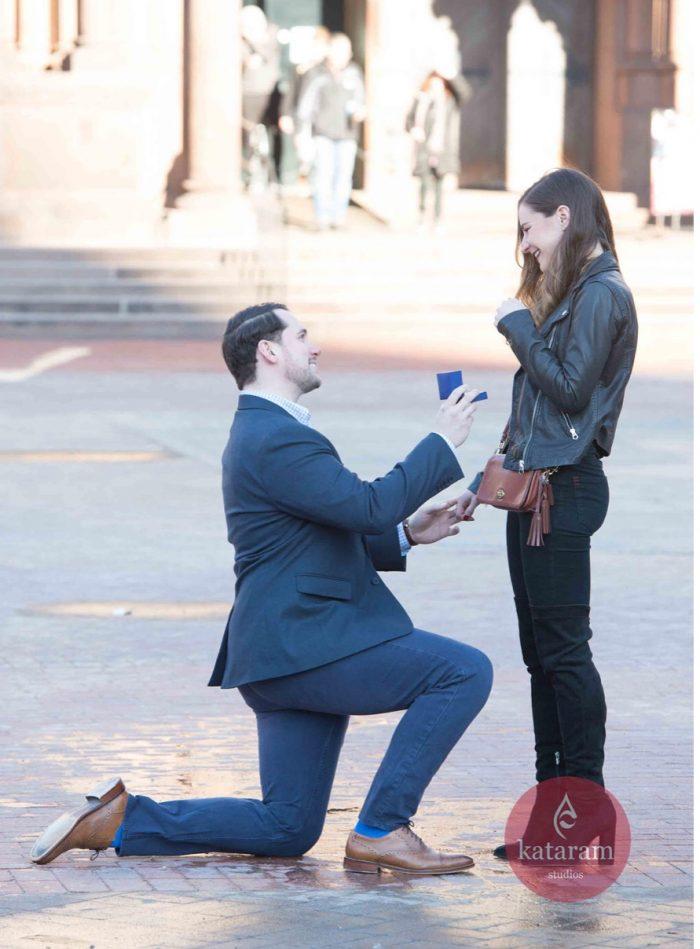 Engagement Proposal Ideas in Boston, Massachusetts