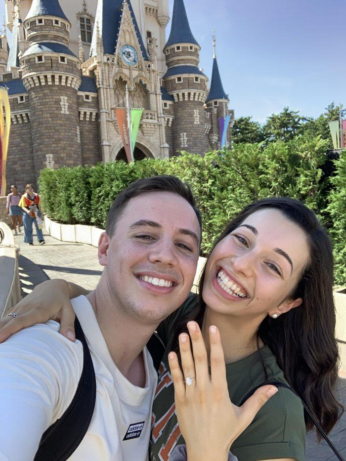 Where to Propose in Tokyo Disneyland!