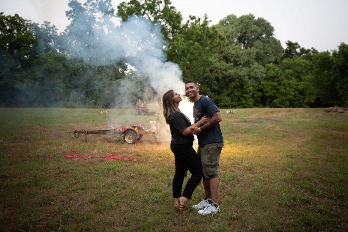 Marriage Proposal Ideas in Oklahoma