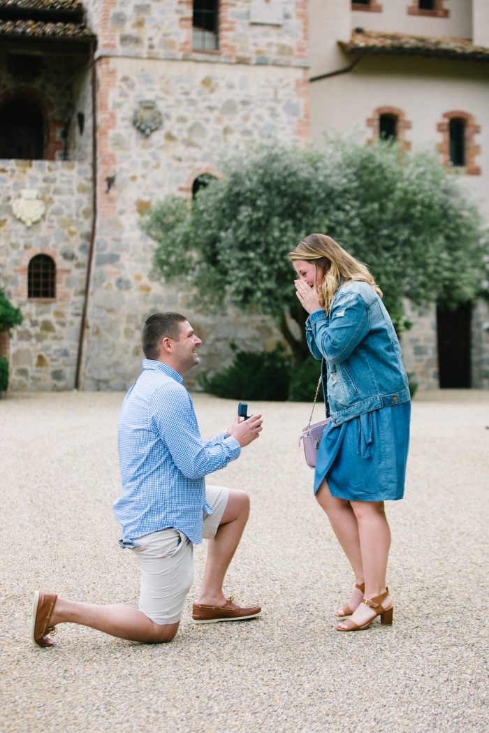 Engagement Proposal Ideas in Napa, CA
