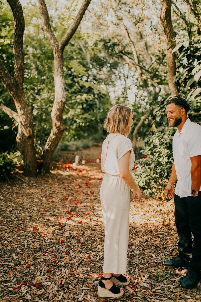 Where to Propose in Nature Coast Botanical Garden