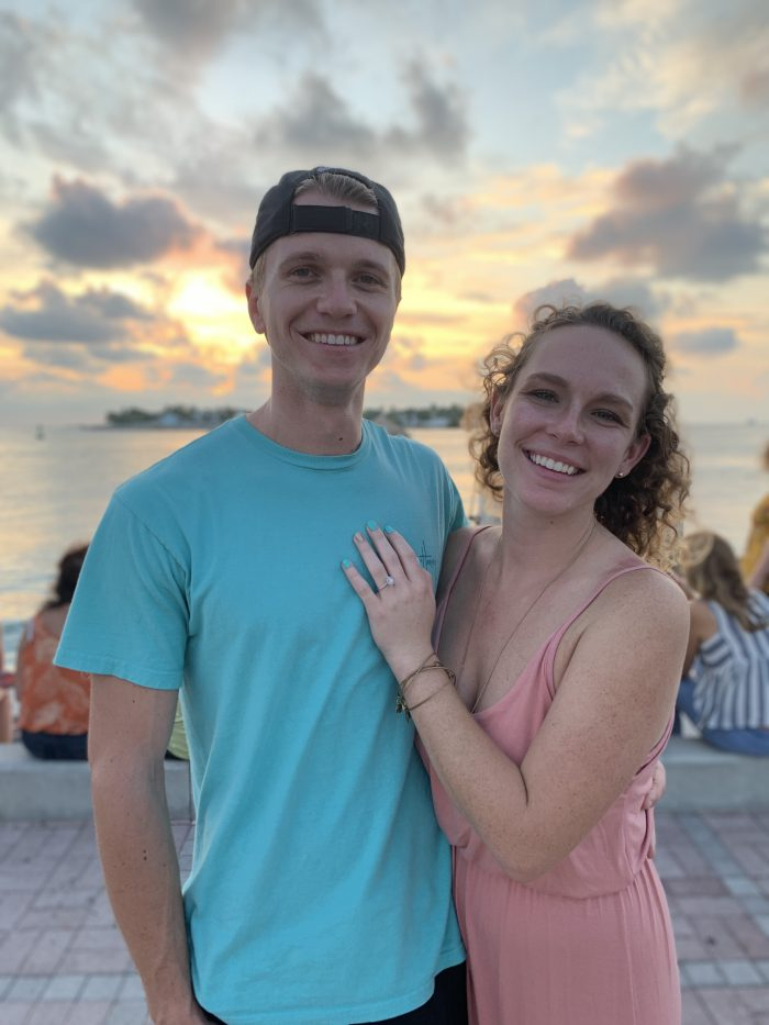 Marriage Proposal Ideas in Key West, Florida