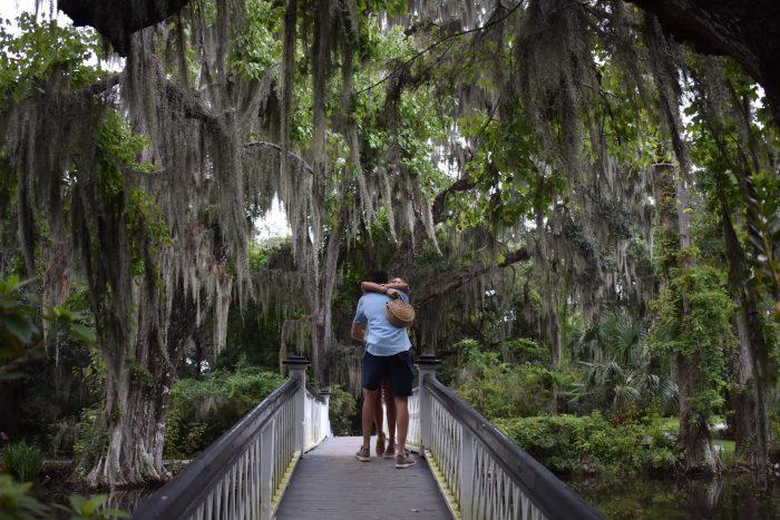 Gabrielle's Proposal in Magnolia Gardens & Plantation, Charleston, SC