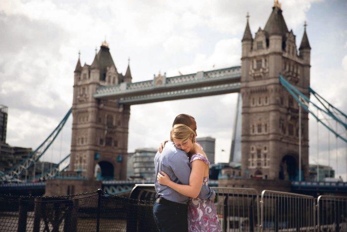 Kristina's Proposal in London