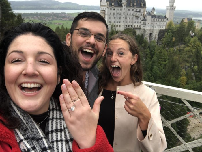 Marriage Proposal Ideas in Neuschwanstein Castle, Hohenschwangau, Germany
