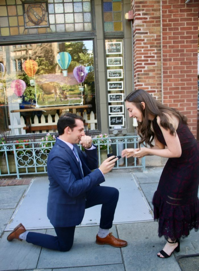 Where to Propose in New Haven, CT