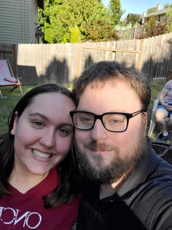 Rebecca 's Proposal in Cornelius pass mcmenamins, Portland OR