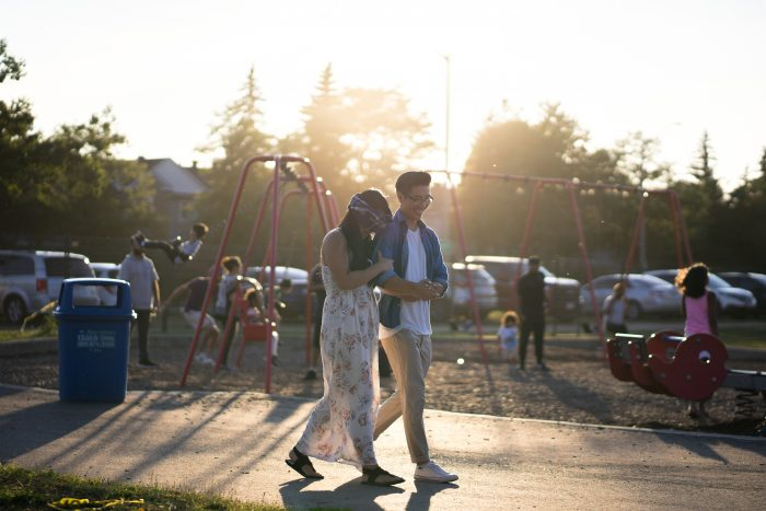 Marriage Proposal Ideas in Chinguacousy Park, Brampton ON