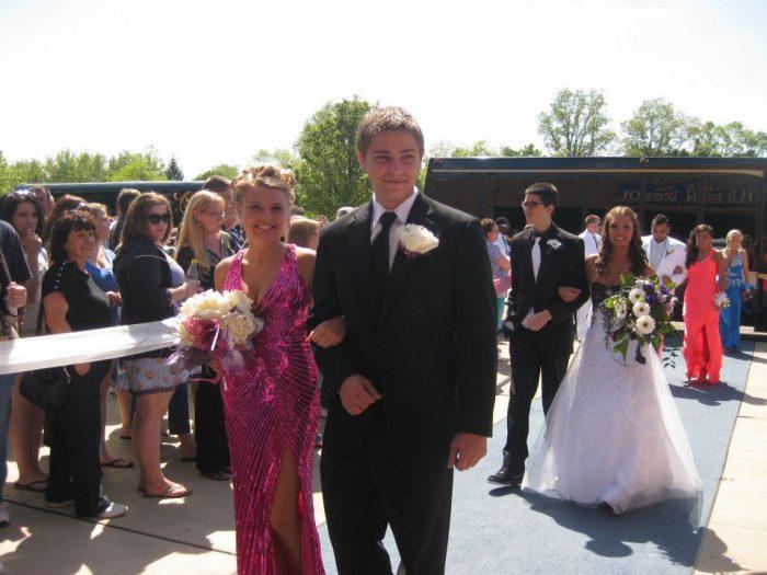 Gracie's Proposal in Oleopolis, PA