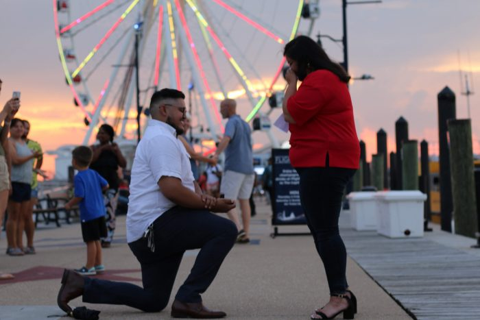 Engagement Proposal Ideas in Nation Harbor
