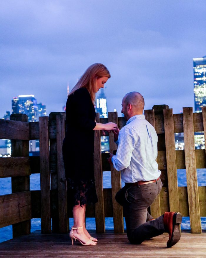Where to Propose in The chart house