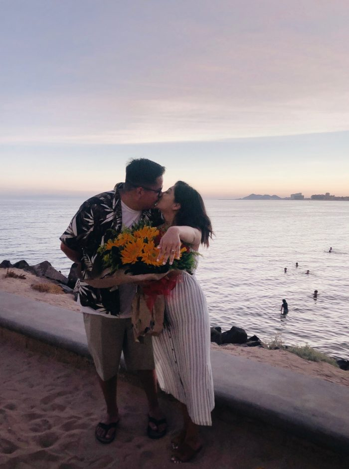 Monica and Cristian's Engagement in Mexico