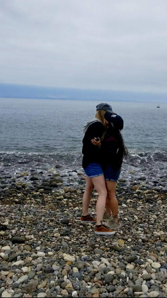 Wedding Proposal Ideas in Channel Islands National Park