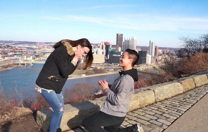 Wedding Proposal Ideas in Pittsburgh, PA