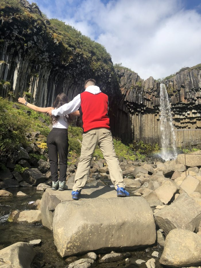 Nicole and Gennaro's Engagement in Iceland