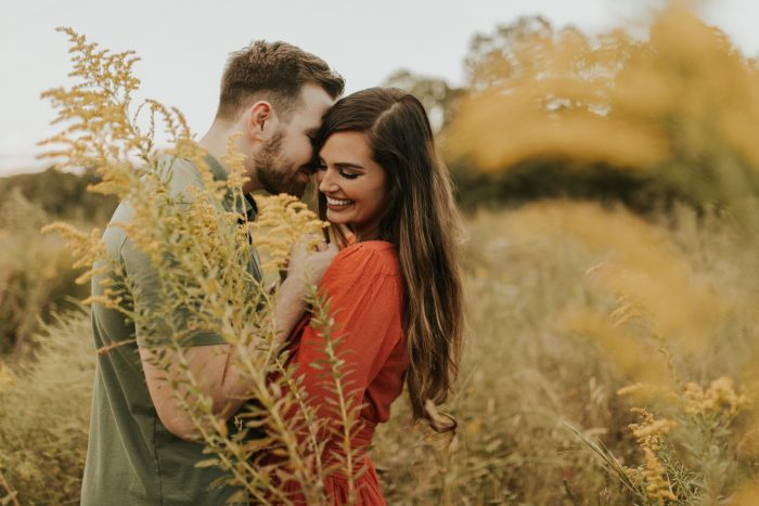 Wedding Proposal Ideas in Lake Hefner in Oklahoma City