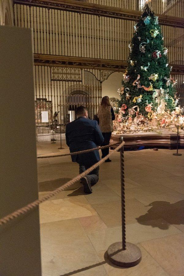 Wedding Proposal Ideas in Metropolitan Museum of Art