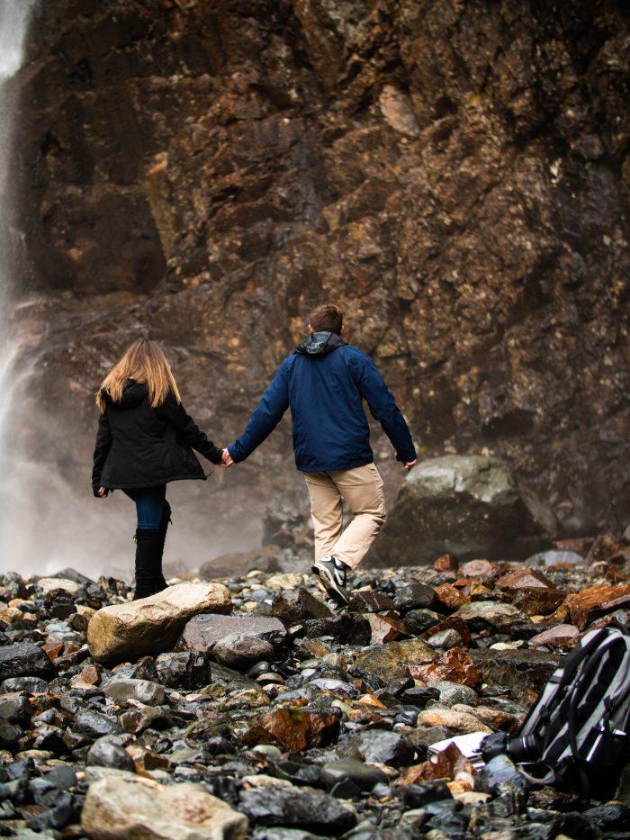 Wedding Proposal Ideas in Franklin Falls, North Bend, WA
