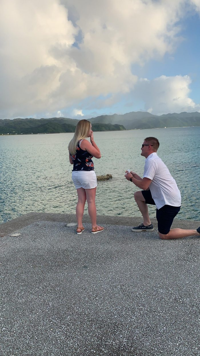 Where to Propose in Okinawa, Japan
