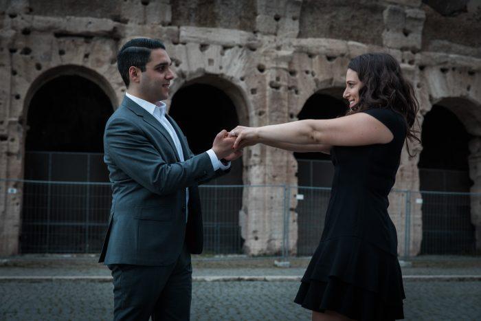 Proposal Ideas Rome, Italy