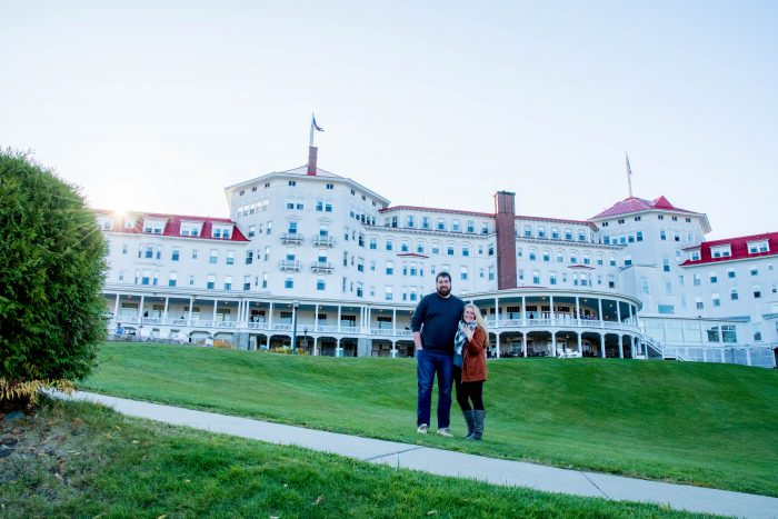 Engagement Proposal Ideas in Omni Mount Washington Hotel