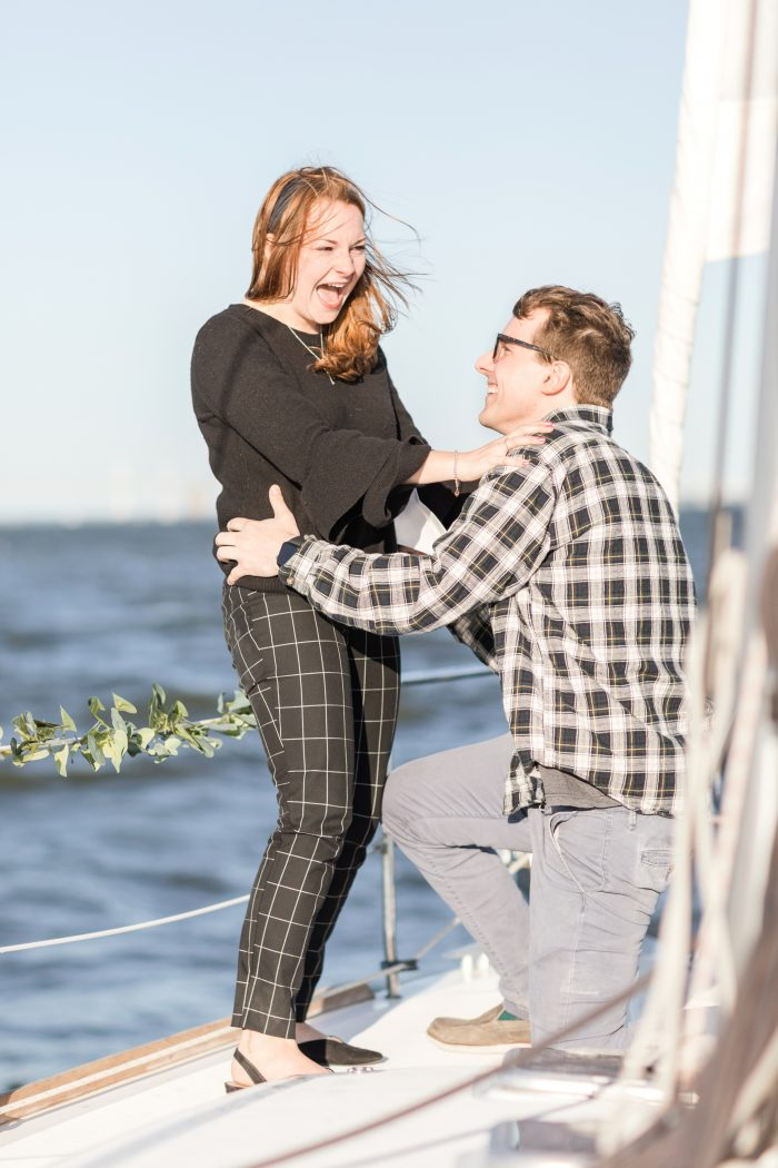 Rachel's Proposal in Annapolis, MD