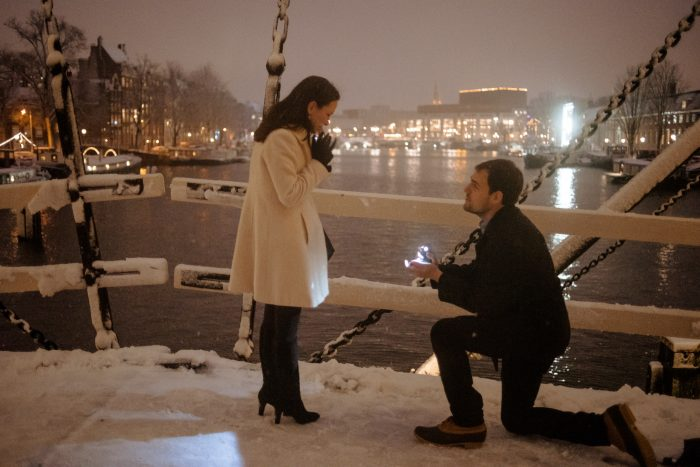 Proposal Ideas Amsterdam, The Netherlands